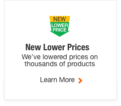 New Lower Prices