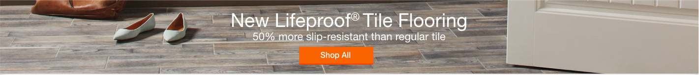 Lifeproof Tile Flooring