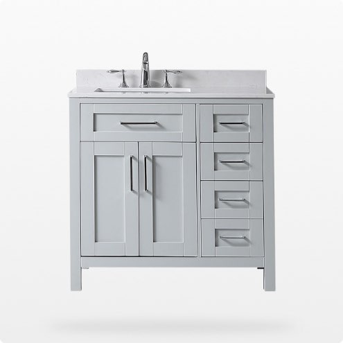Bath vanities 36 inches wide