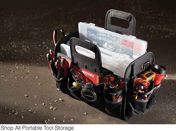 Shop all portable tool storage