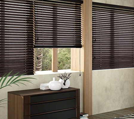 Premium Wood Blinds