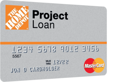 Project Loan Card