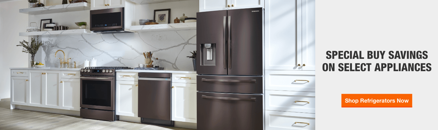 SPECIAL BUY SAVINGS ON SELECT APPLIANCES