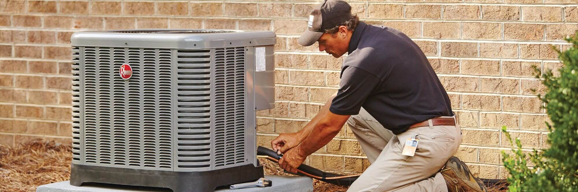 EASY HEATING & COOLING SYSTEM INSTALLATION