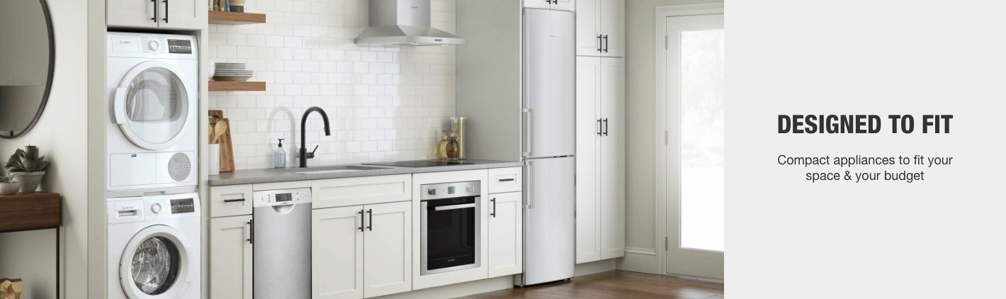 Designed To Fit - Small Appliances hero