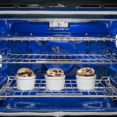 Self Cleaning Wall Ovens
