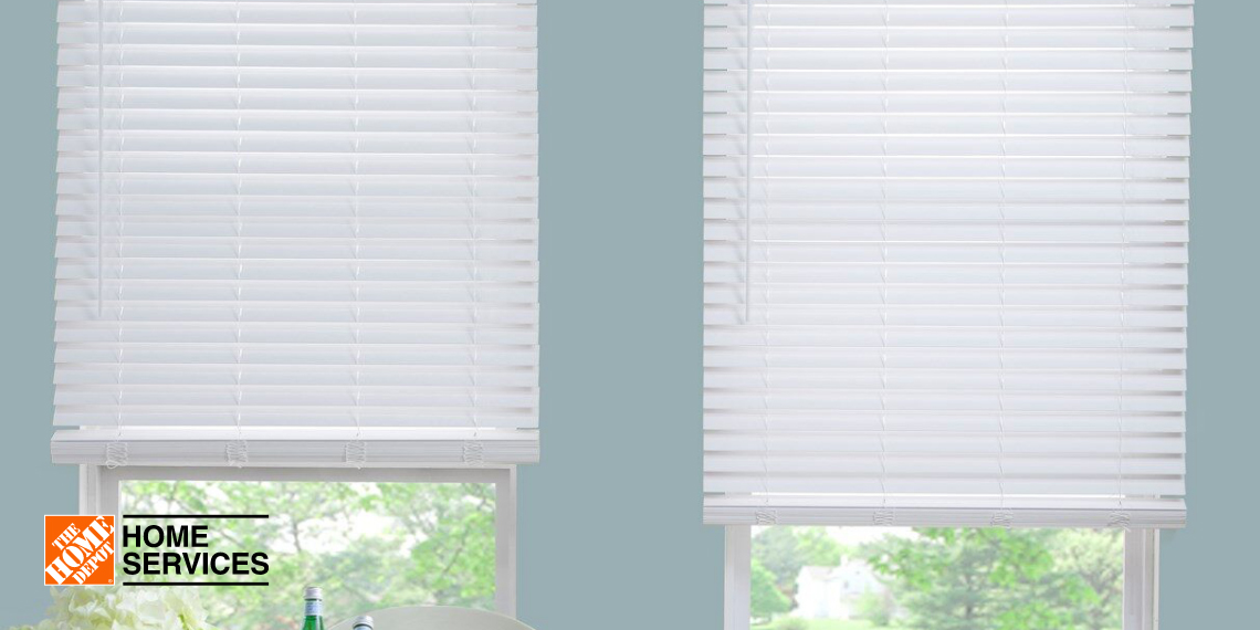 Cost To Install Blinds The Home Depot