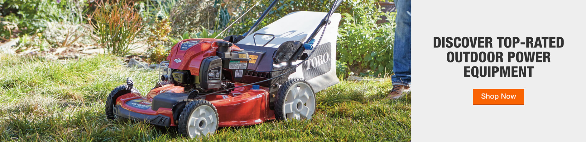 DISCOVER TOP-RATED OUTDOOR POWER EQUIPMENT