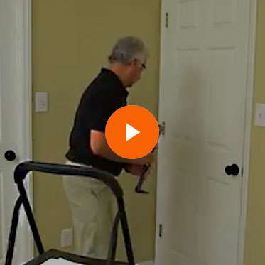 How to measure for a new prehung interior door
