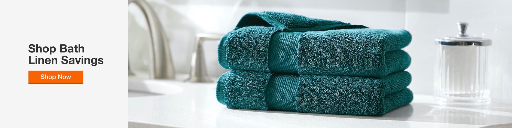 Shop Bath Linen Savings