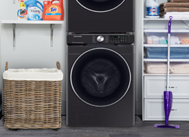 Washer & Dryer Stacking Kits