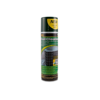 Coil cleaners