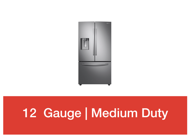 12 Gauge for appliances