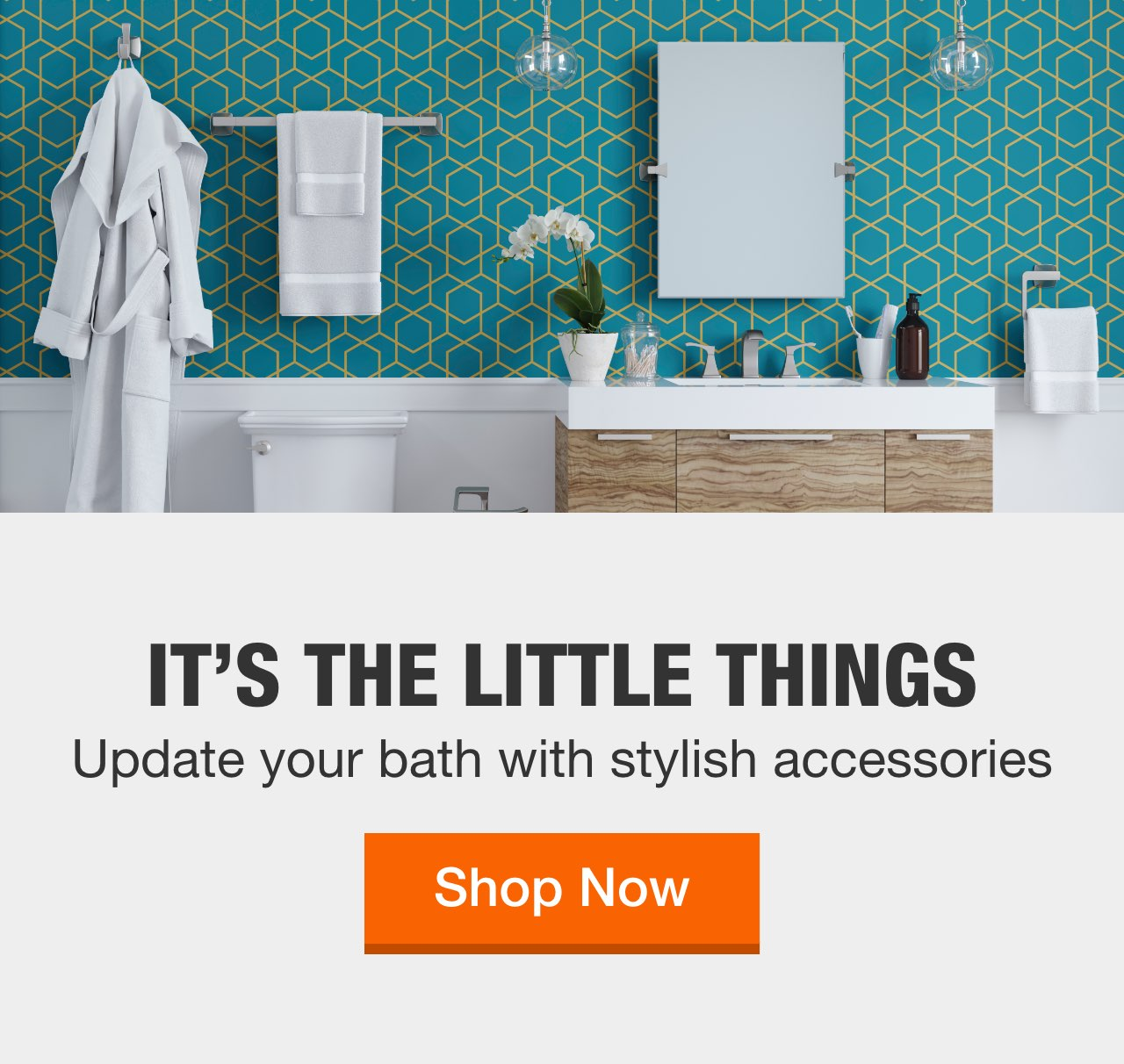 Bath Accessories - The Home Depot