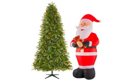 Holiday Decor Savings