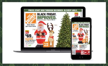 Black Friday Deals Home Depot