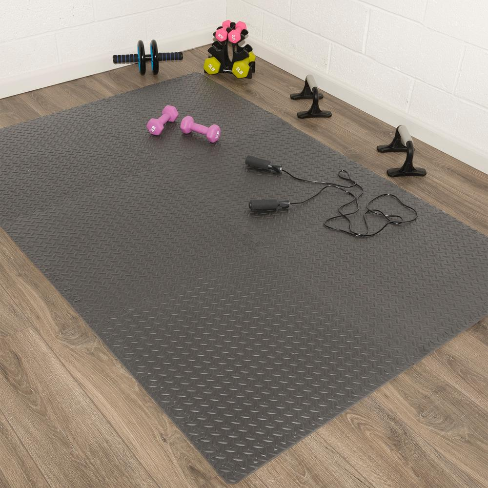 Flooring for the Gym
