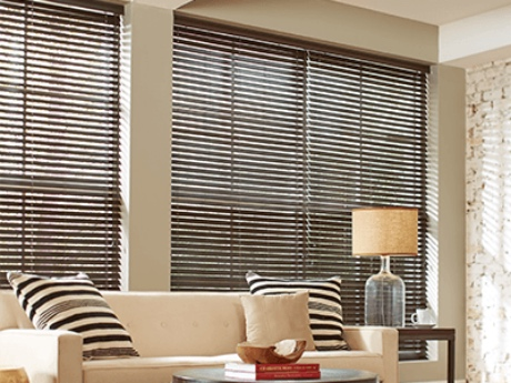 Wood-Look Blinds