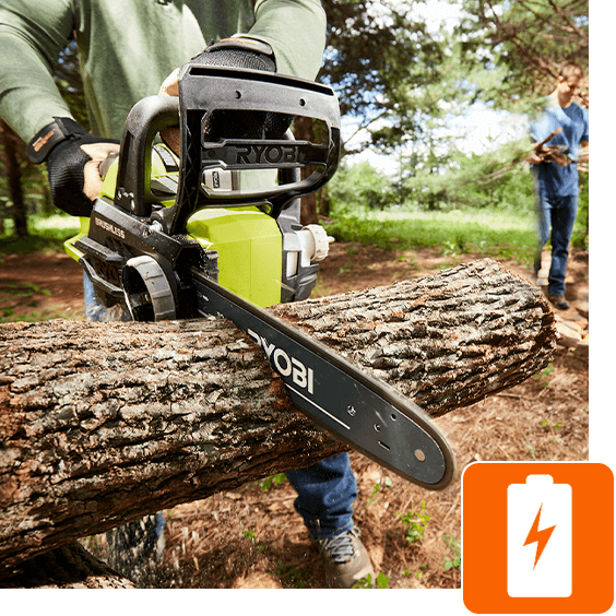 Cordless- Electric Chainsaws