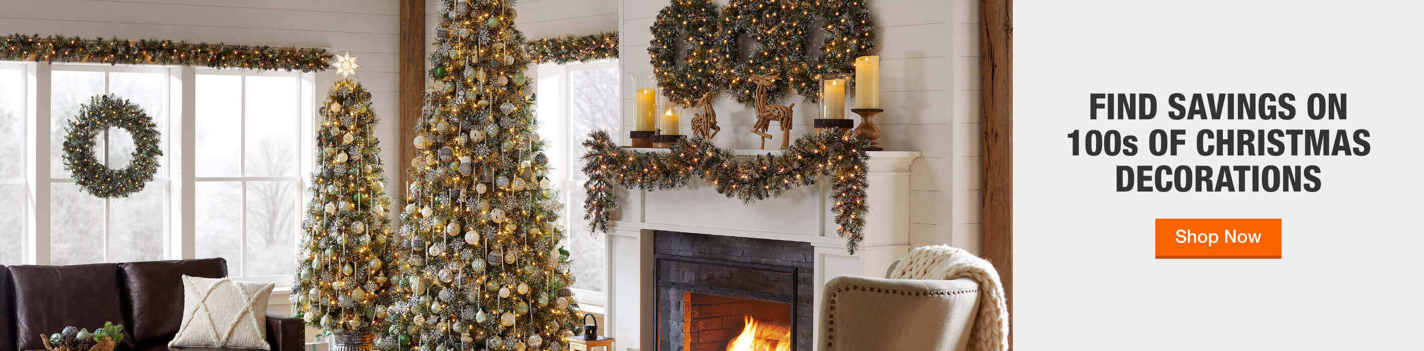 FIND SAVINGS ON 100s OF CHRISTMAS DECORATIONS - Shop Now