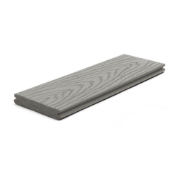 Composite decking gray