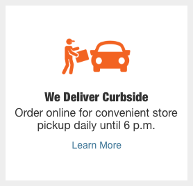 new we deliver curbside