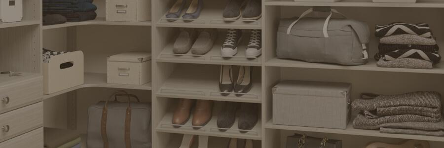 Explore custom closet designs