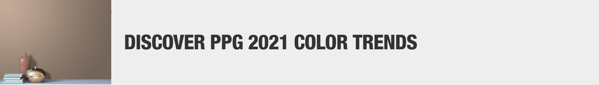 Discover PPG 2021 Color Trends