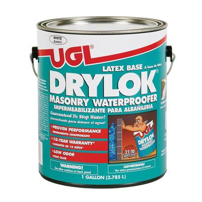 Latex base waterproofer