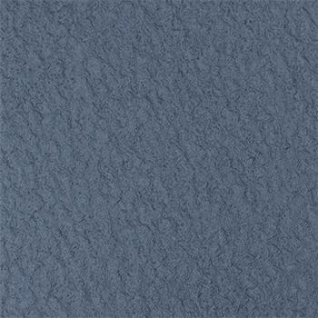 Blue concrete stains