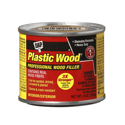 Rotted wood filler