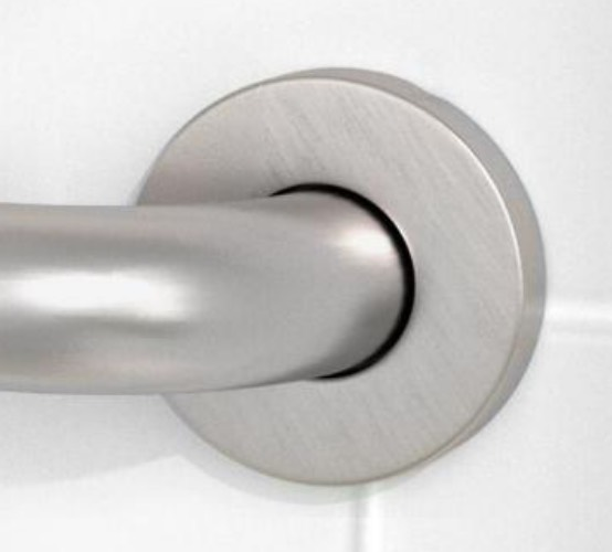 Stainless steel bath safety products