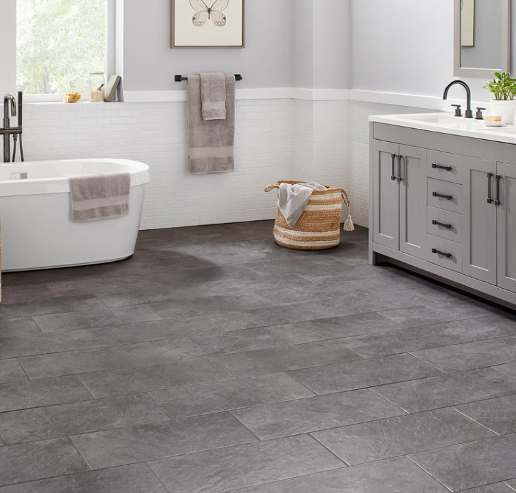 Kitchen & Bathroom Flooring