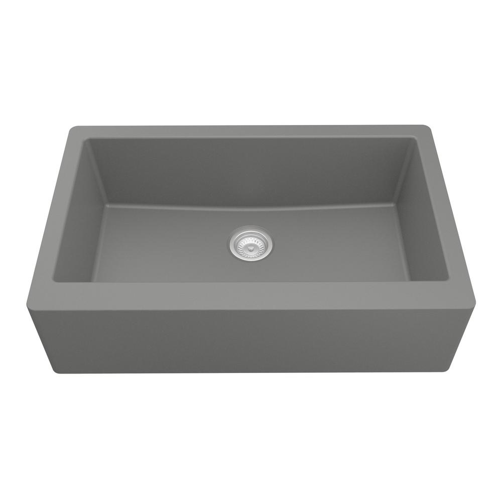 Granite and Quartz Sinks