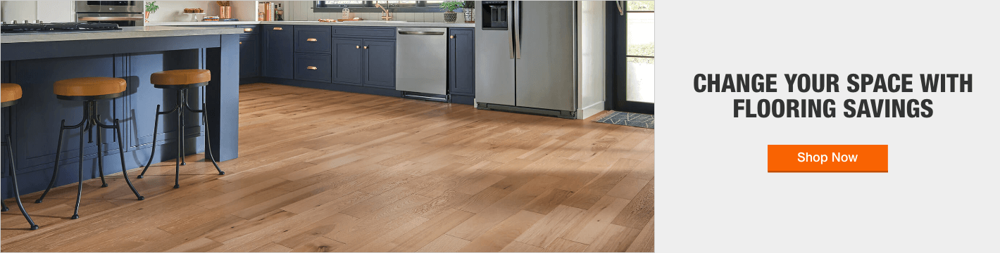 Change Your Space with Flooring Savings