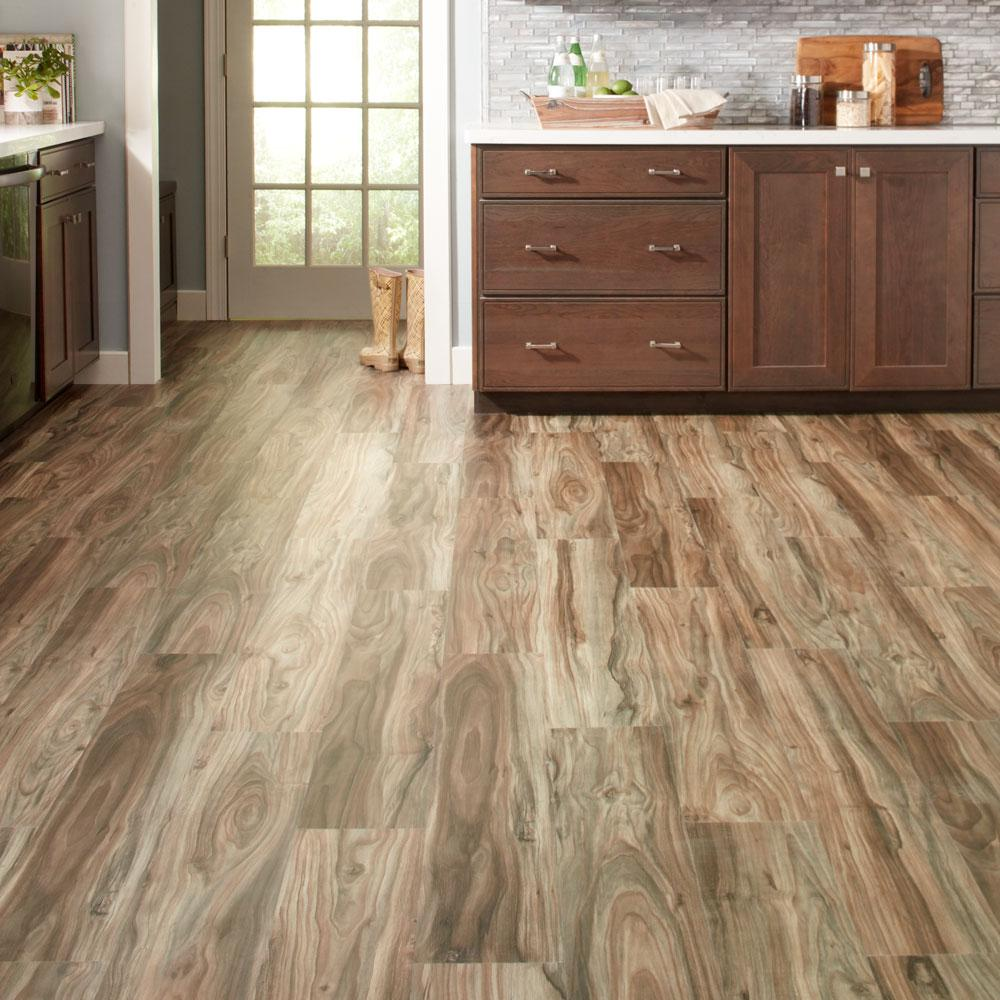 Wood-Look Vinyl Flooring