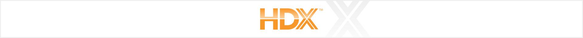 HDX Brand Banner