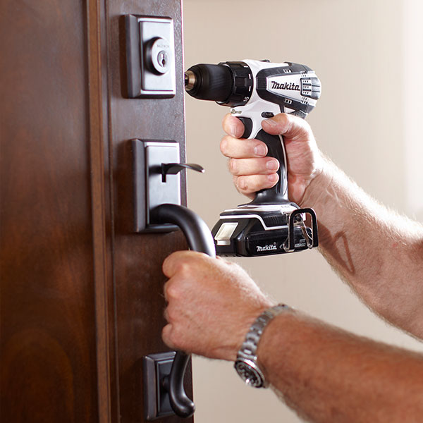 How to install door locks