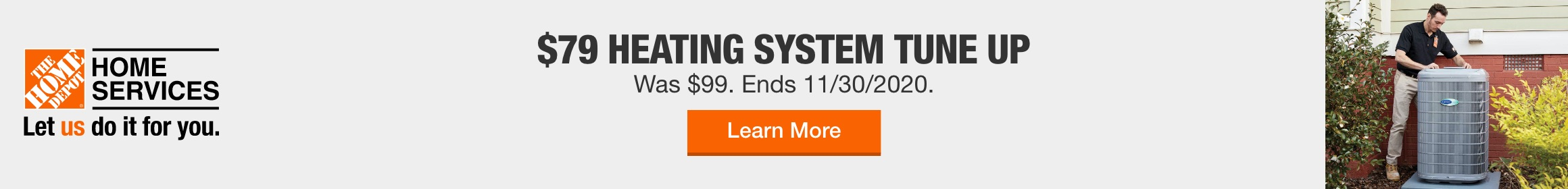 $79 Heating System Tune Up