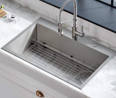 Stainless-Steel Kitchen Sinks