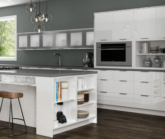 Home Decorators Collection Midtown Textured Driftwood Cabinets