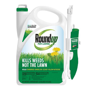 Lawn weed killer
