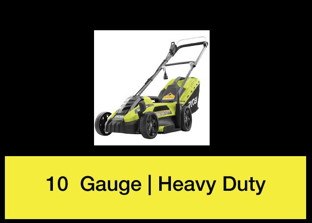 10 gauge heavy duty