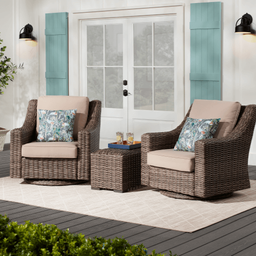 Rock Cliff Patio Collection