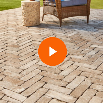 How to build a paver patio