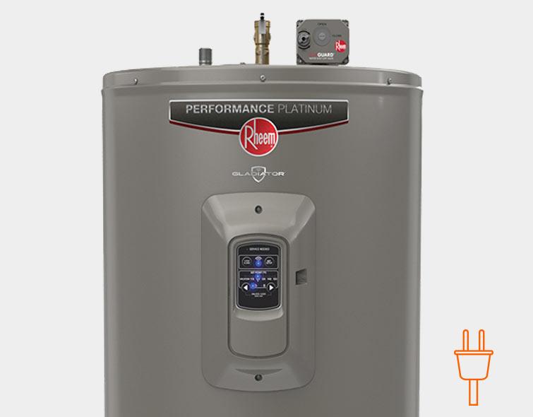 Tank Electric Water Heaters