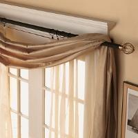 Single Curtain Rods