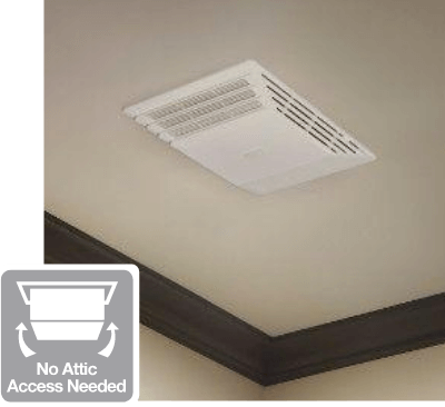 Bathroom Exhaust Fans The Home Depot