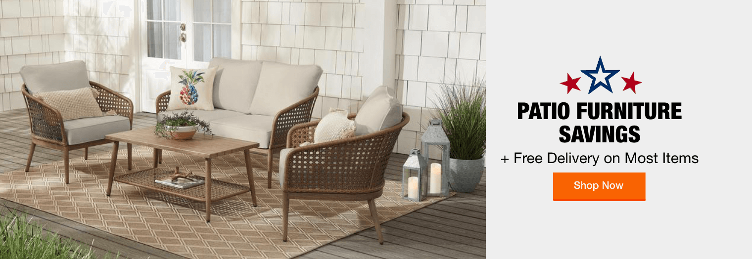 patio furniture savings