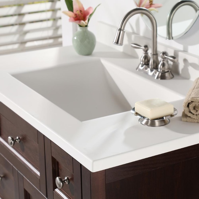Up to 40% Off Select Vanity Tops